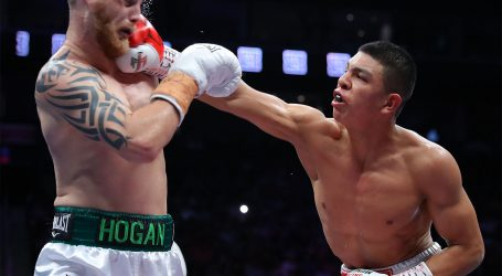 KAMIL SZEREMETA STEPS IN TO FACE JAIME MUNGUIA FOR THE WBO INTERCONTINENTAL MIDDLEWEIGHT CHAMPIONSHIP