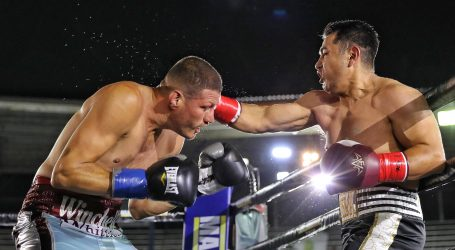 Boxing Legend Marco Antonio Barrera and Former Title Challenger Jesus Soto-Karass