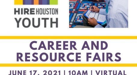 Hundreds of Jobs Available in Mayor Turner's Hire Houston Youth Program