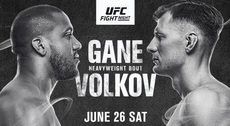 Exciting heavyweight contenders bout at UFC APEX
