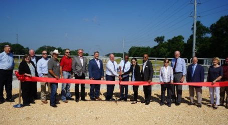City of Houston and Local Water Authorities Mark Completion of the Luce Bayou Interbasin Transfer Project