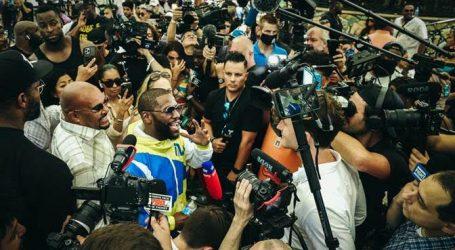 FLOYD MAYWEATHER VS. LOGAN PAUL SE APODERARÁ DEL PRIMETIME DE SHOWTIME