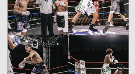 Vargas Brothers, Fernando Jr. and Amado Score Knockouts in Mexico