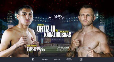 Roger Gutiérrez vs. René Alvarado III Será El Duelo Co Estelar de Ortiz Jr. vs. Kavaliauskas