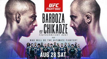Thrilling Featherweight Contender's Bout at UFC Apex
