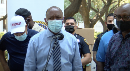 City of Houston holds successful relief drive to help Hurricane Ida survivors