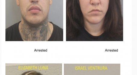 Suspects Arrested and Charged, One Suspect Wanted in Shooting at 10155 East Freeway
