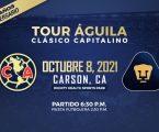Club América vs. Pumas UNAM se confirma en el Dignity Health Sports Park