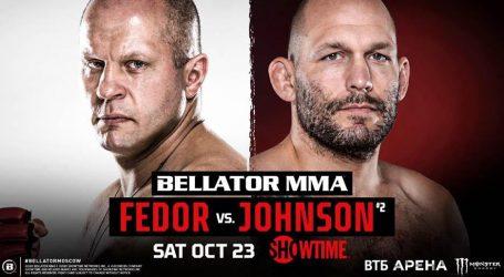BELLATOR 269: FEDOR VS. JOHNSON