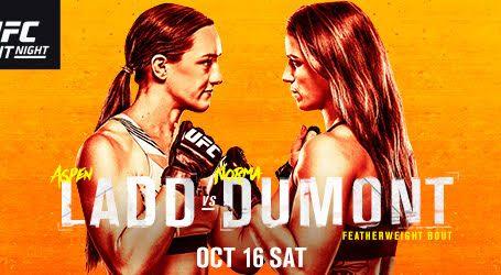 Women's Featherweight Thriller at UFC Apex